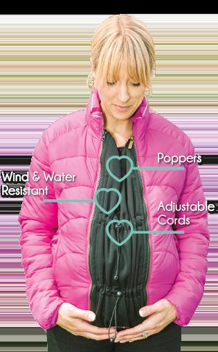 ZipUsIn universal jacket extender