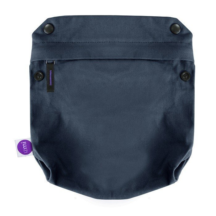 38bbbd3f258 The Izmi Carrier Pocket in Midnight Blue is now available from Sling ...